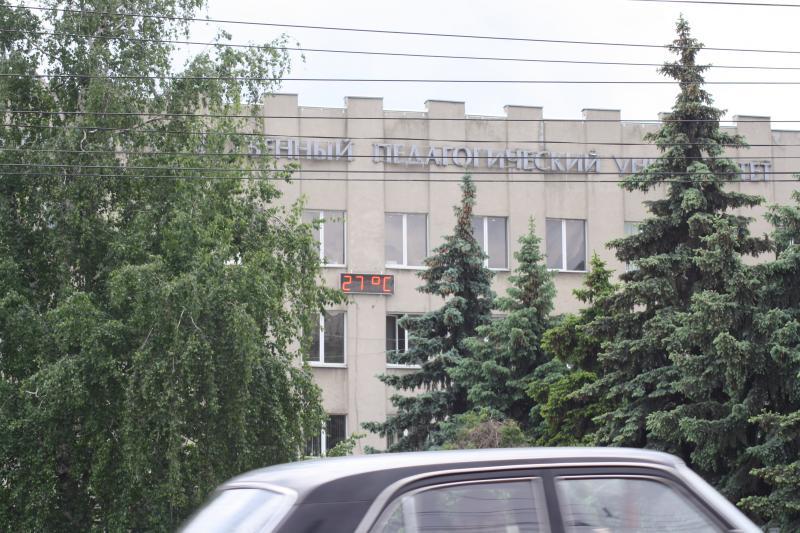 Помощь ЛГПУ-студентам Липецка на Советской-41